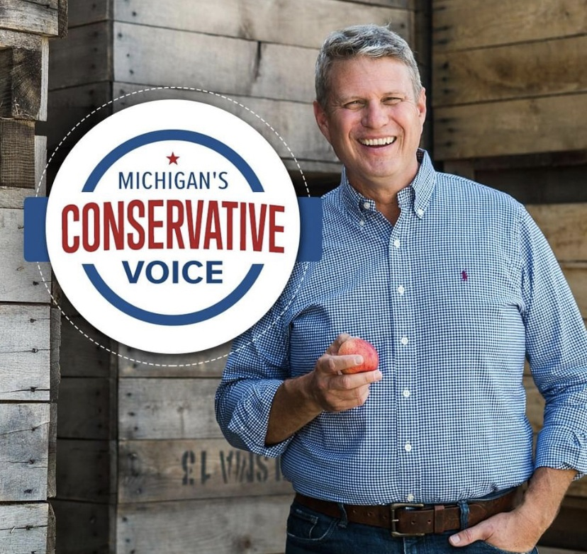 MICHIGAN'S TOP CONSERVATIVE VOICE IN CONGRESS