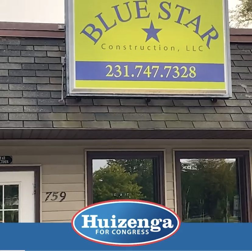 WHY SMALL BUSINESS OWNERS SUPPORT BILL HUIZENGA