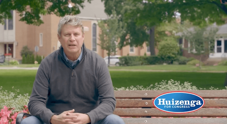 BILL HUIZENGA MOVES WEST MICHIGAN FORWARD IN UNCERTAIN TIMES